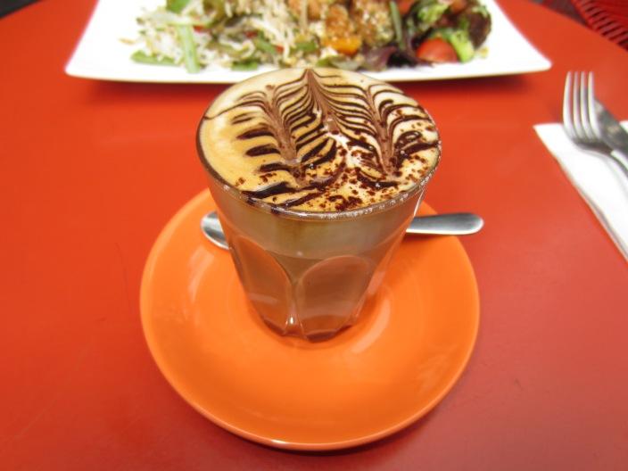 Soy mochalicious @Cafe 53