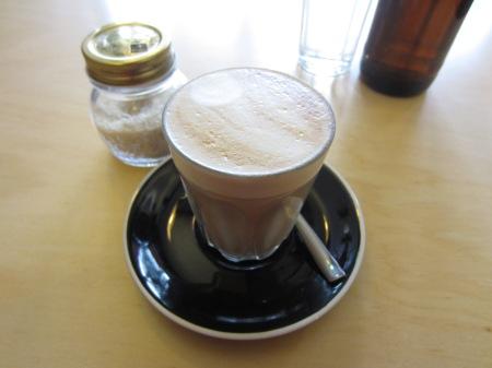 Soy yummy latte