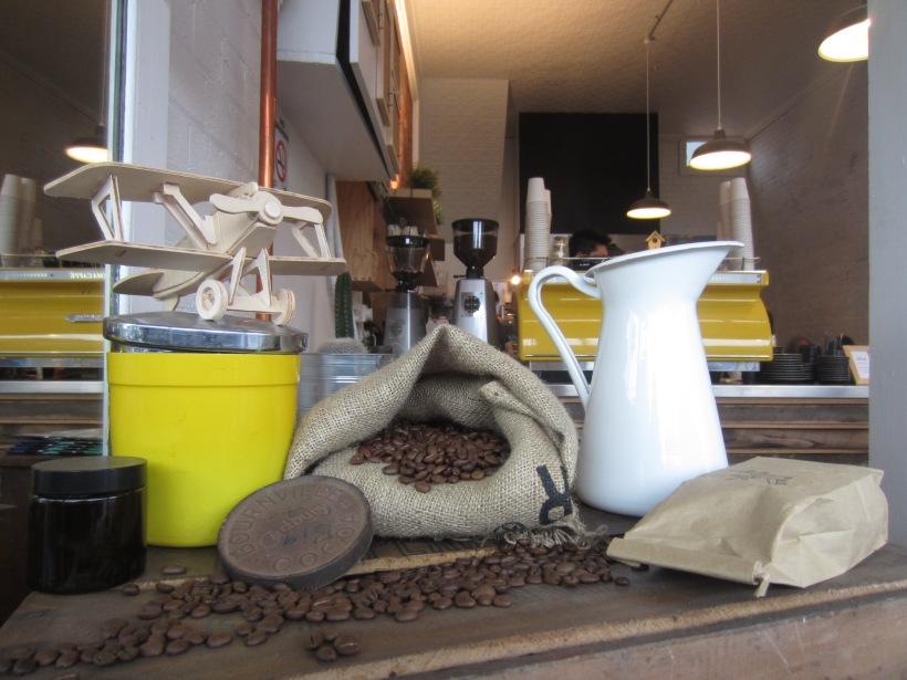 Caffeine cargo